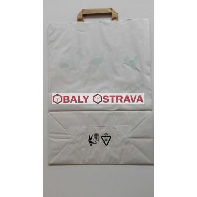 Papírová taška B+N/32x44x16 s potiskem