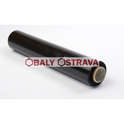 Stretch fólie 500mm, 23um, černá