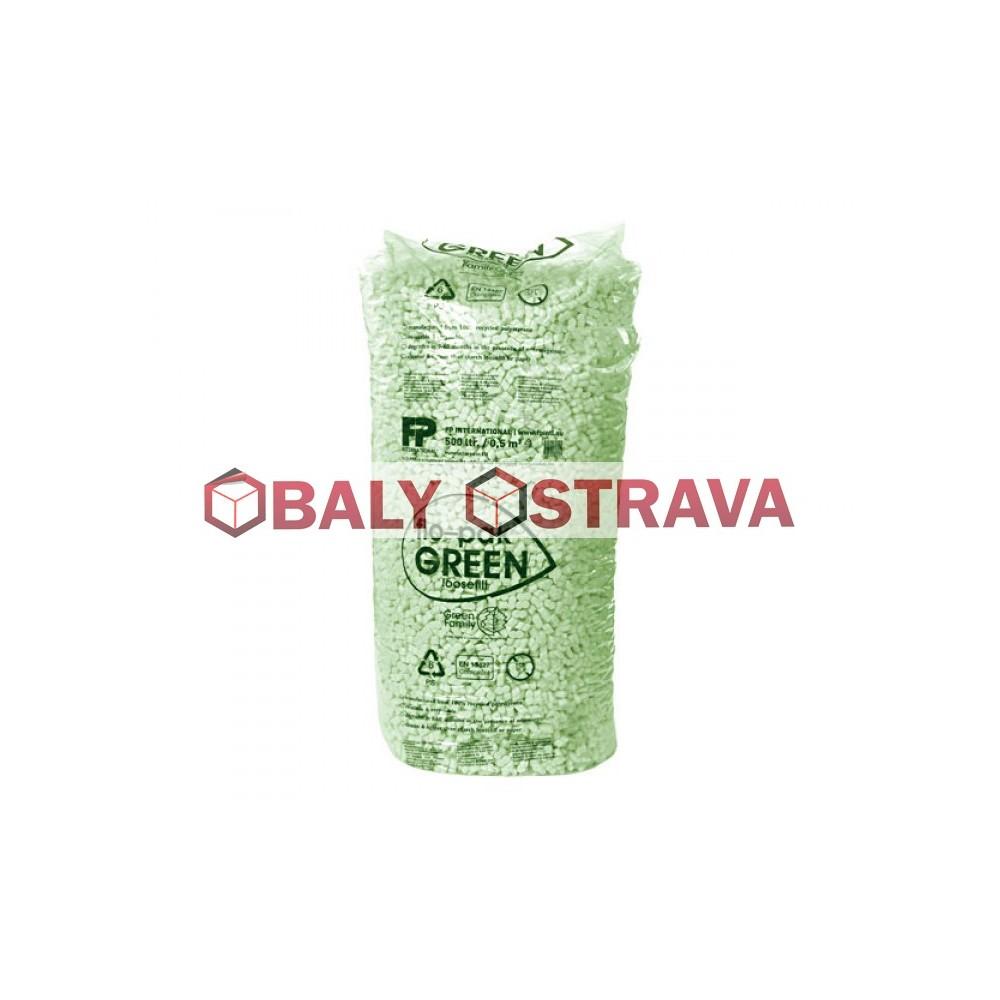 Tělíska fixační FLO-PAK 8 GREEN pytel 500 l