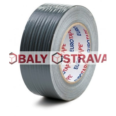 LP duct tape 48mm/10m silver