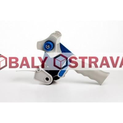 Odvíječ lepící pásky MTZ-500N modrý