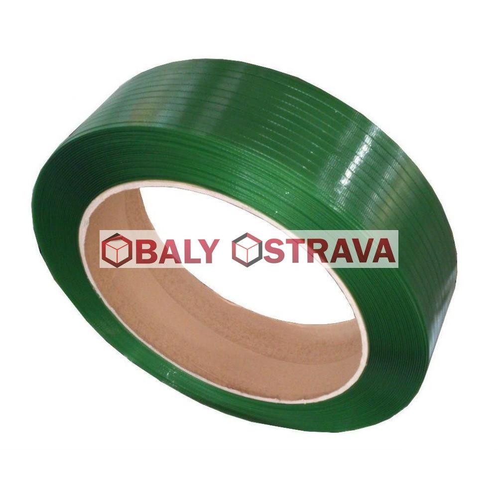 PET vázací páska 15,5 x 0,6mm