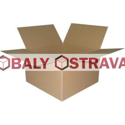Kartonová krabice 3VVL 450x450x500mm
