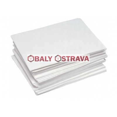 Papír Havana 40x60 bílý