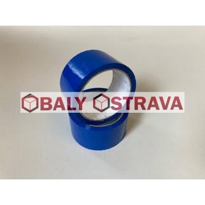 Lepící páska Modrá, šíře 48mm