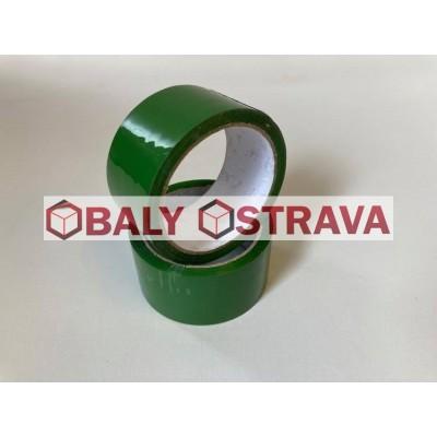 Lepící páska Zelená šíře 48mm