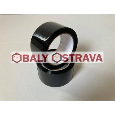 Lepící páska Černá