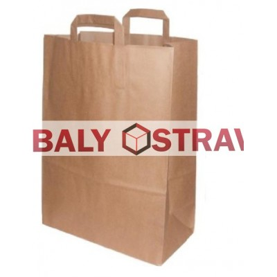 Papírová taška 220x280x100mm