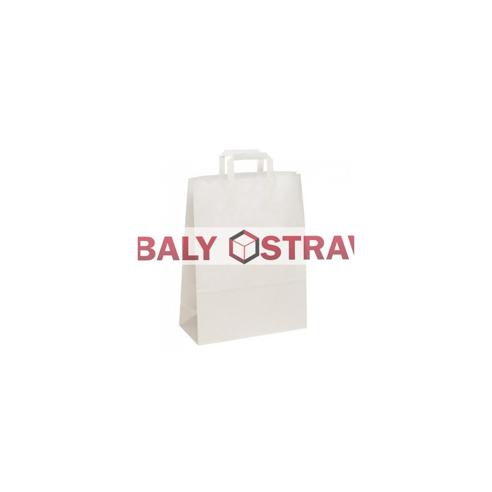Papírová taška B+N/22x34x10