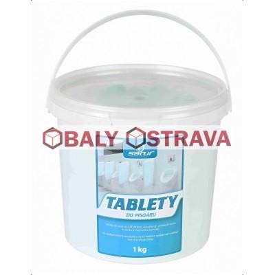 Satur tablety do pisoáru 1kg