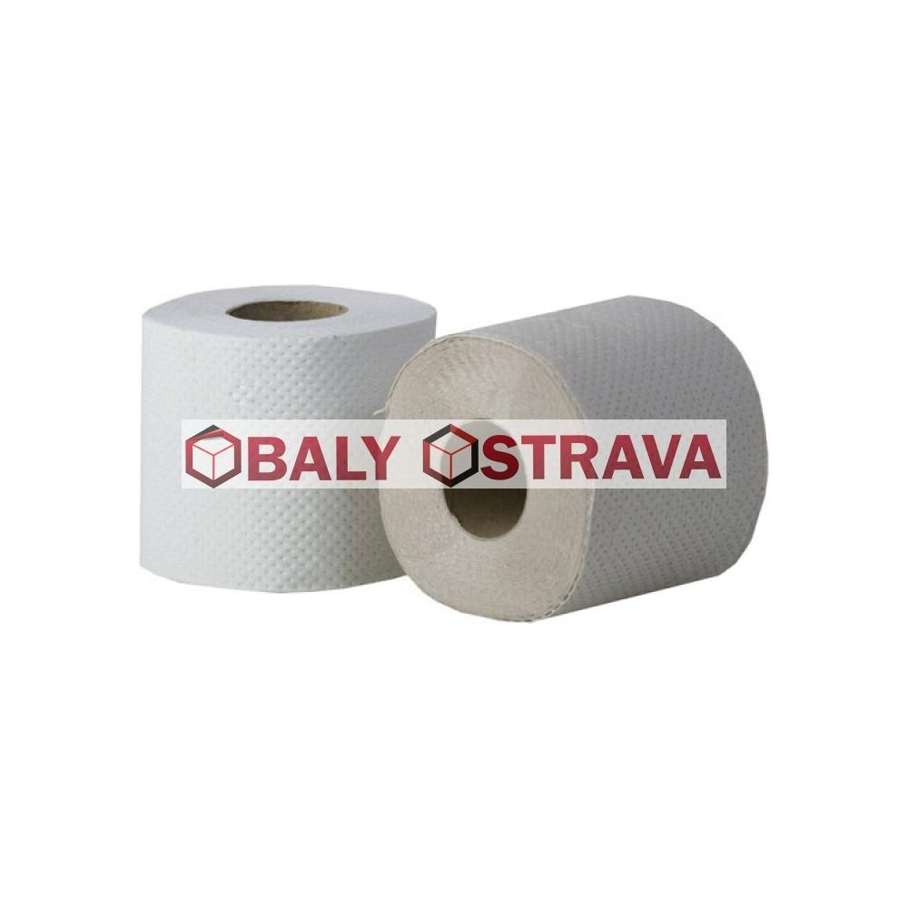 Toaletní papír 2 vrsty, celulóza