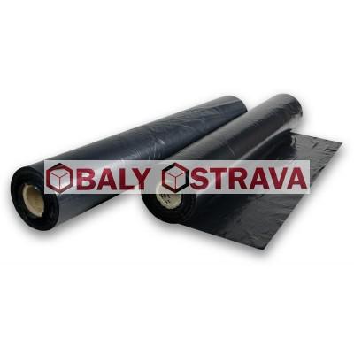 Překrývací folie Černá 1 200 x 1 600 mm, 40mi, 250 ks