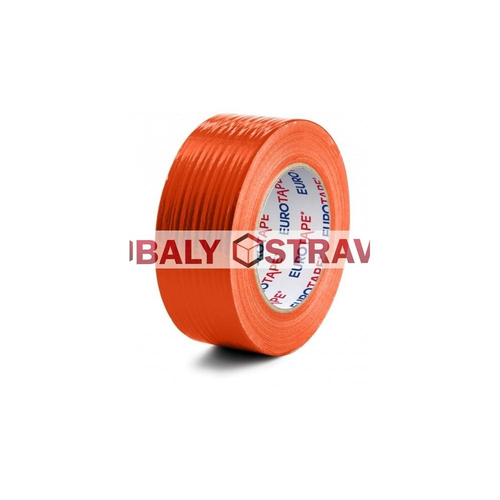 Lepící páska na omítky 38/50 oranžová
