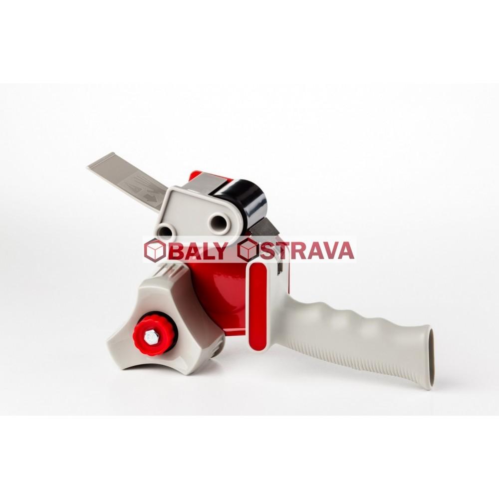 Odvíječ lepící pásky MTZ-500 červený