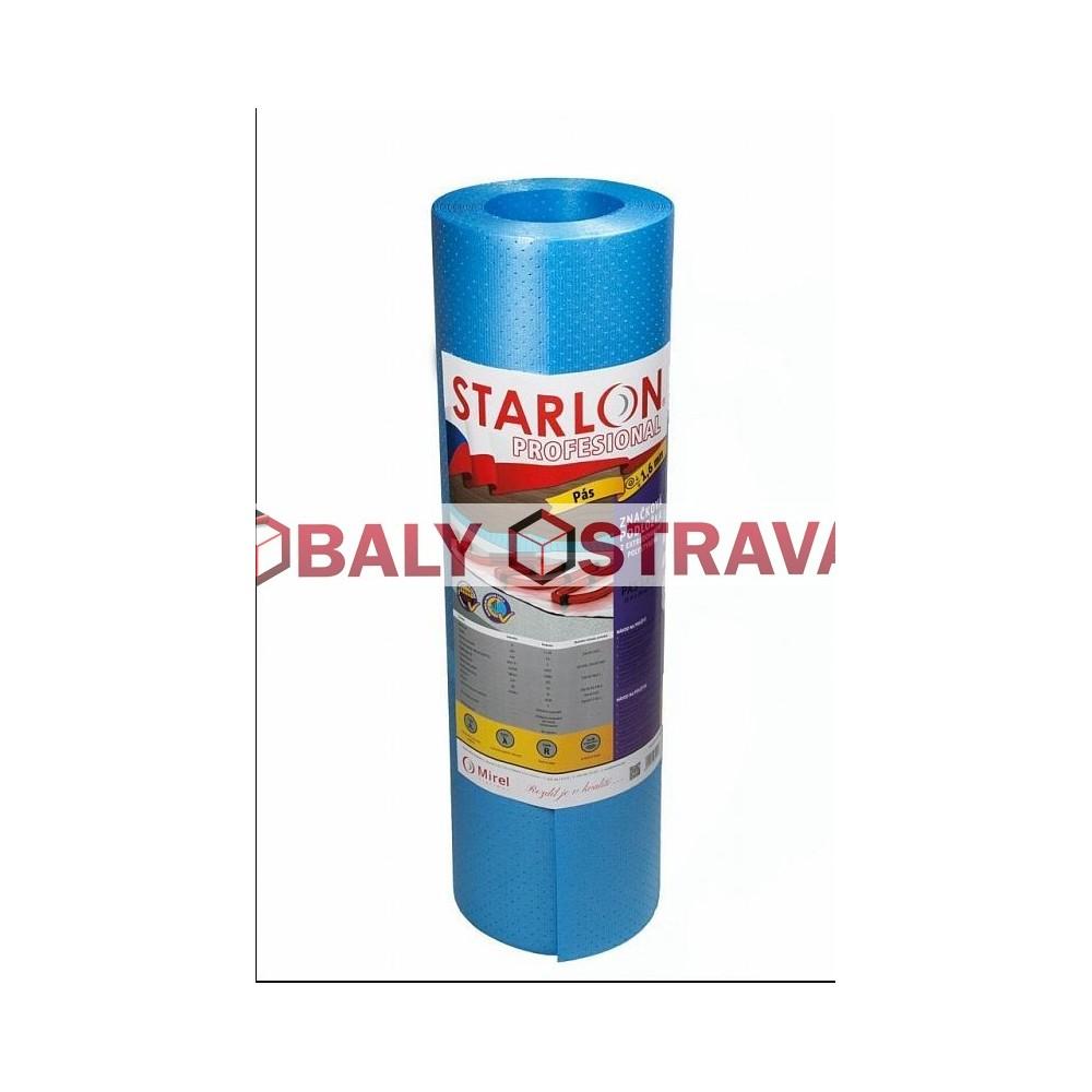 Starlon top pás s peforací tl. 1,6mm/š. 100cm/20m
