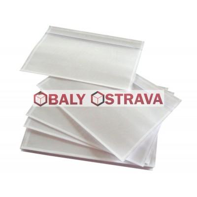 Nalepovácí obálky DL 235x132mm