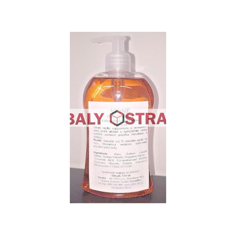Vione tekuté mýdlo krémové extra husté 5l