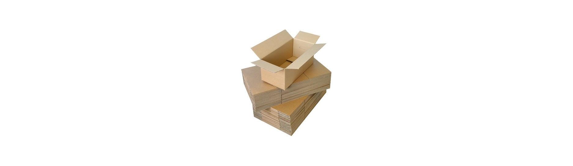 Kartonové krabice, 3vrstvé a 5vrstvé kartony