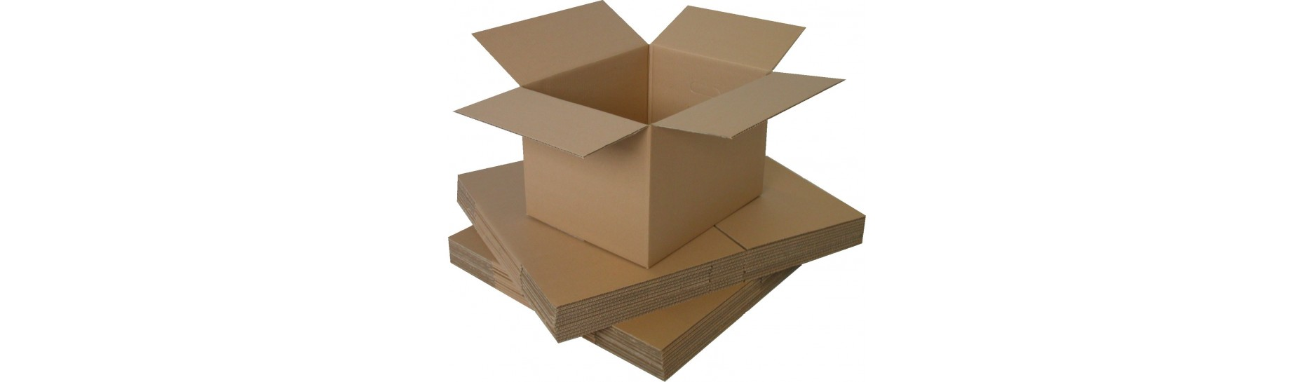 Klopové krabice - třívrstvá lepenka